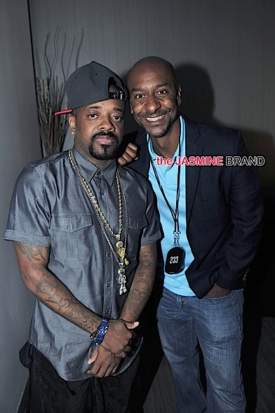 Jermaine Dupri-Blasts 106 and park final episode-the jasmine brand