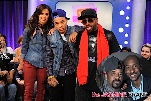Jermaine Dupri Disappointed in '106 & Park' Last Show