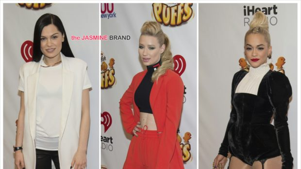 Rita Ora, Pharrell, Iggy Azalea, Jessie J Hit z100's Jingle Ball [Photos]