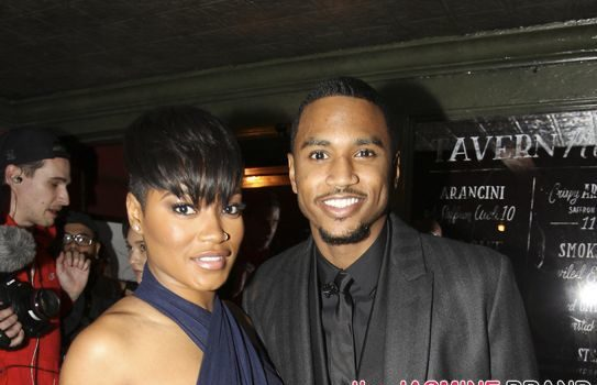 Trey Songz Hosts 30th Birthday Dinner With Gayle King, KeKe Palmer, Fabolous, Kevin Liles