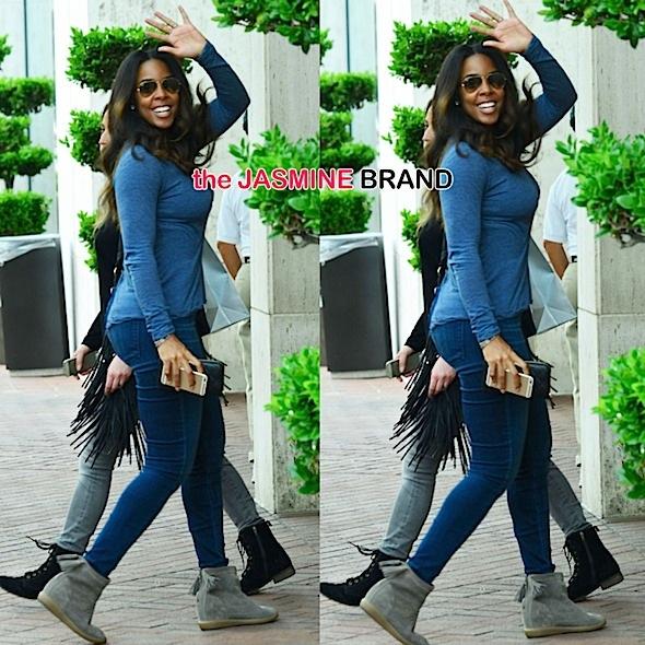Kelly Rowland-Post Pregnancy Body-the jasmine brand
