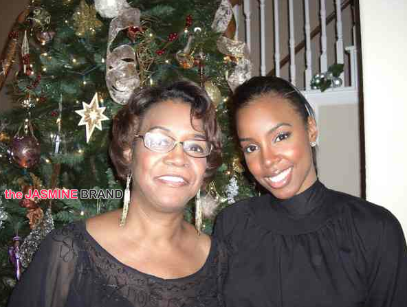 Kelly Rowland mother dies-the jasmine brand