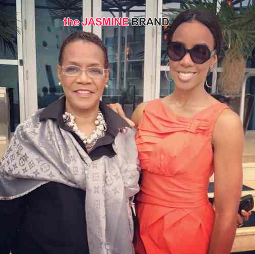 Kelly Rowland's Mother Laid to Rest