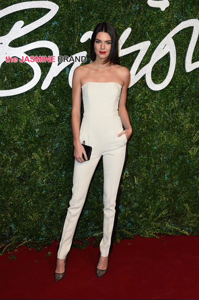 Kendall Jenner-British Fashion Awards BFA-the jasmine brand