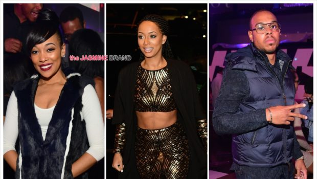 Keri Hilson Celebrates Birthday Bash With Singer Monica & Hubby Shannon Brown [Photos]