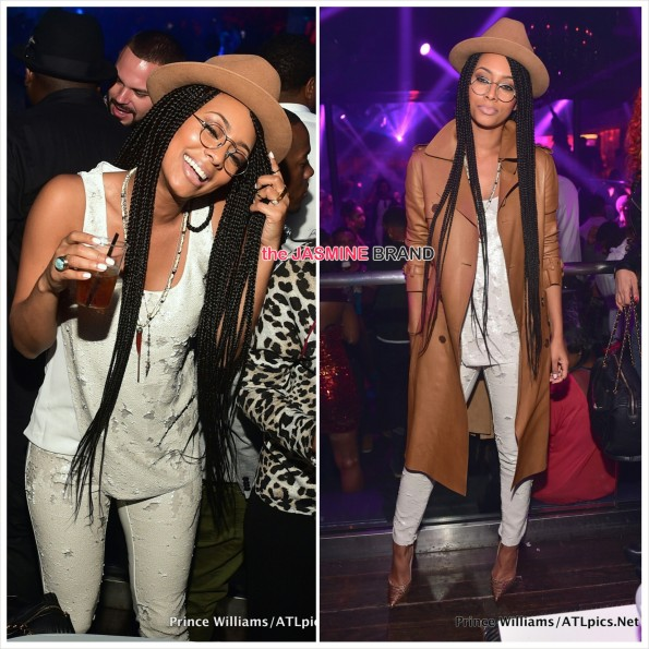 Keri Hilson-Parties Atlanta-Prive-the jasmine brand