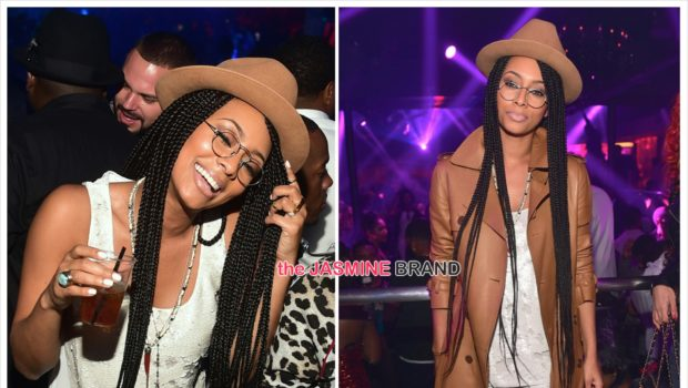 Keri Hilson Parties At ATL's Prive [Photos]