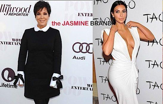 Kim Kardashian Chastises Kris Jenner: I love you mom, but I hate your fashion!