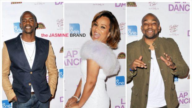 LisaRaye McCoy, Omar Gooding, Keith Robinson Attend 'Lap Dance' Premiere [Photos]
