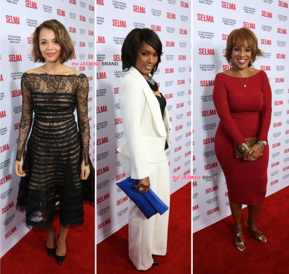 Legends Who Paved The Way-SELMA Screening-Gayle King-Angela Bassett-the jasmine brand