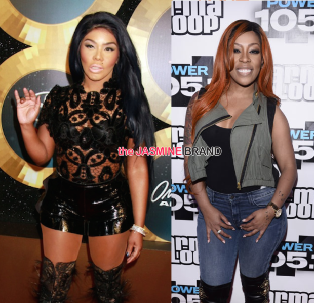 Lil Kim Calls K.Michelle An Insecure, Pathological Lying, Psycho B**ch