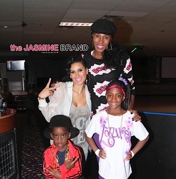 Laura Govan Throws Daughters an 80's Theme Birthday Party: Columbus Short, Torrei Hart, Big Boy, Lisa Leslie Attend