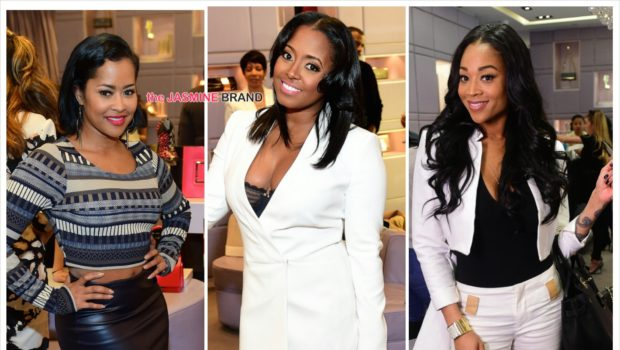 Shop For A Good Cause! Keshia Knight-Pulliam Hosts Jimmy Choo Event: Lisa Wu, Mimi Faust, Trina Braxton Attend [Photos]