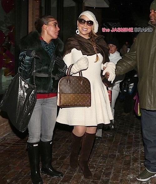 Celebrity Stalking: Brandy, Floyd Mayweather, Kris Jenner & Corey Gamble, Mariah Carey