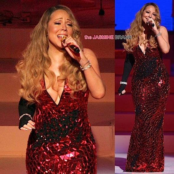 Mariah Carey-Christmas Meltdown-the jasmine brand