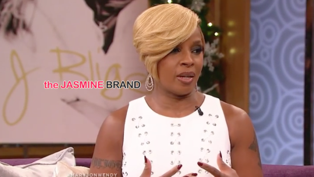 'No New Friends' Mary J Blige Clarifies Why Some Females Are Off Limits For Husband [Video]