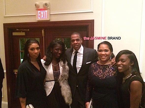 Memphis Bleek-Wedding-Jay Z Attends-Guests-the jasmine brand