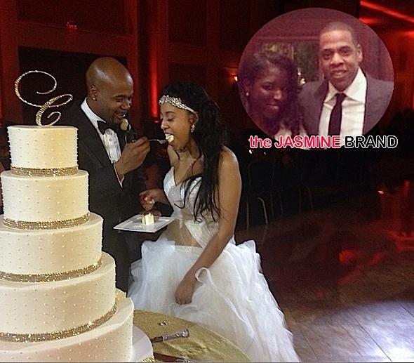 Memphis Bleeks-Gets Married-Jay Z Attends-the jasmine brand