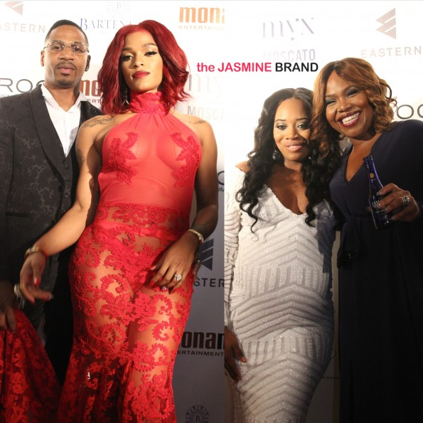 Mona Scott Young-Holiday Party-Joseline Hernandez-Stevie J-Yandy Smith-the jasmine brand