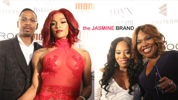 Mona Scott-Young Hosts Holiday Party: Stevie J, Joseline Hernandez, Yandy Smith, Rich Dollaz Spotted