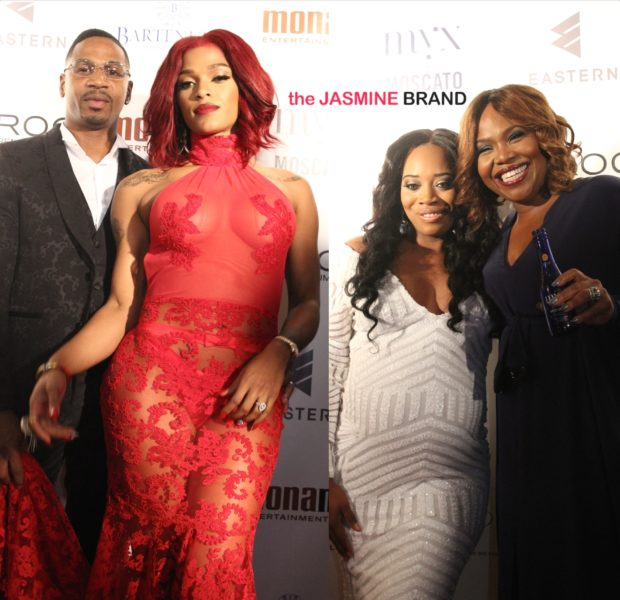 Mona Scott-Young Hosts Holiday Party: Stevie J, Joseline Hernandez, Yandy Smith, Rich Dollaz Spotted
