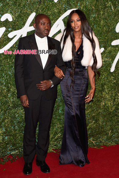 Naomi Campbell-Guest-British Fashion Awards 2014-the jasmine brand