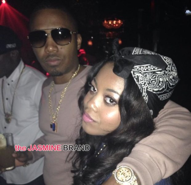 Nas' Daughter & Baby Mama Almost Joined Love & Hip Hop Atlanta