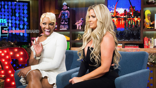 Former Reality TV Friends NeNe Leakes & Kim Zolciak Make Amends + NeNe On Kenya Moore: You'll never be in this circle!