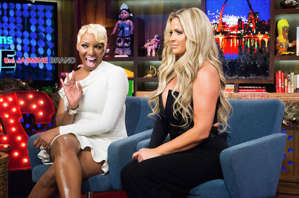 Kim Zolciak Threatens To Sue NeNe Leakes