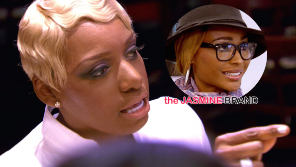 NeNe Leakes to Cynthia Bailey-The Pit Bull Act Is Not A Good Look-the jasmine brand