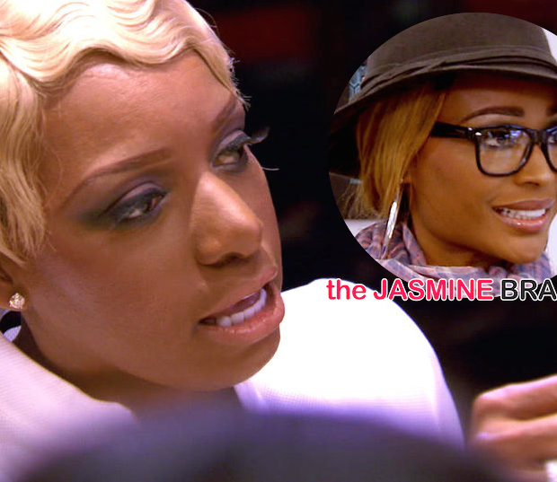 NeNe Leakes to Cynthia Bailey: The Pit Bull Act Is Not A Good Look.