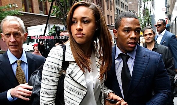 New Footage of Ray Rice & Janay Palmer In Elevator Leaks [VIDEO]