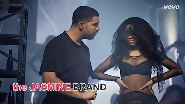 Nicki Minaj-Drake Only video-the jasmine brand