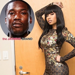Nicki Minaj-Reacts Meek Mill Dating Rumors-the jasmine brand