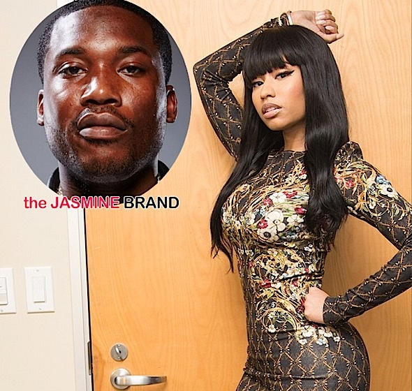 Nicki Minaj-Reacts Meek Mill Dating Rumors-the jasmine brand
