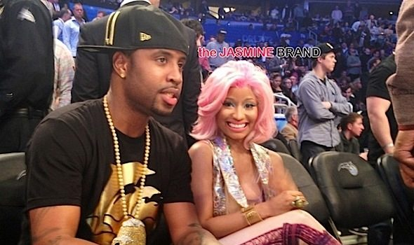 Safaree Samuels Rep Addresses Nicki Minaj Lawsuit: Initially things were being handled privately.
