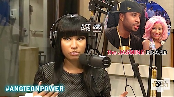 An Emotional Nicki Minaj Talks Split With Safaree Samuels, Says Her Career Broke Them Up