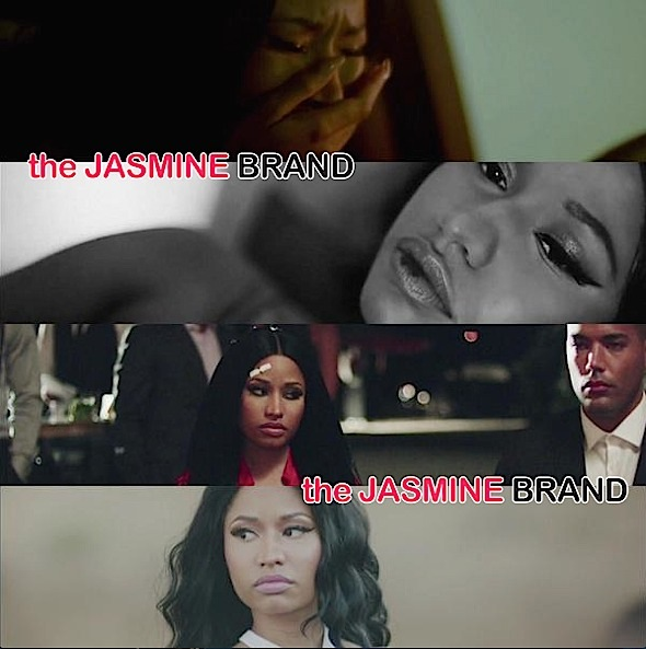 Nicki Minaj Releases Short Film: 'The Pinkprint Movie' [WATCH]