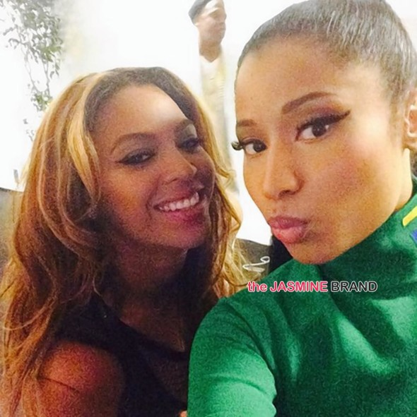Nicki Minaj 'Feeling Myself' feat. Beyonce [New Music]