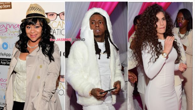 More Photos! Lil Twist, Kim Porter, Nivea, OMG Girlz, Birdman, Spotted At Reginae Carter's Sweet 16