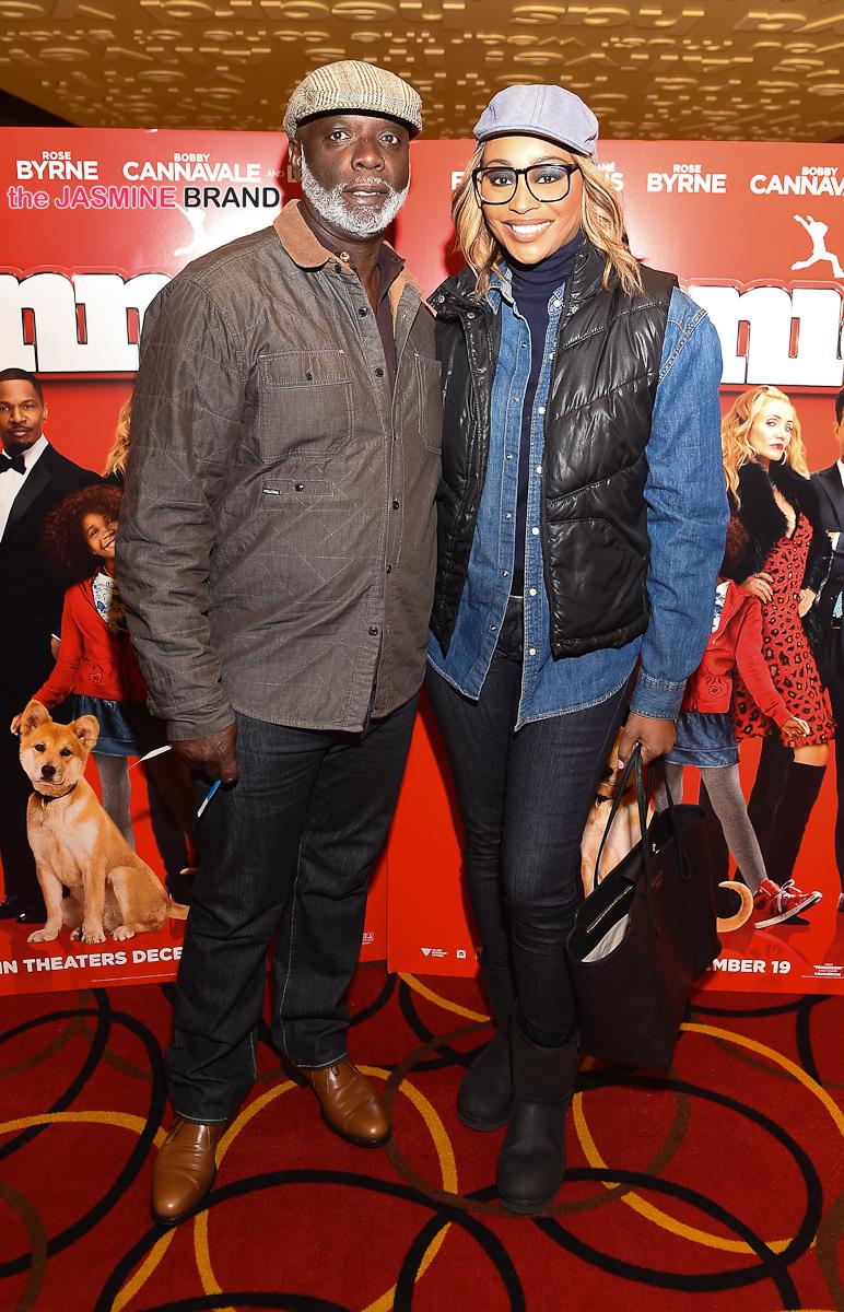 Peter Thomas and Cynthia Bailey