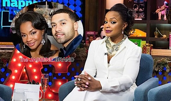 Phaedra Parks: Apollo Has Split Personalities + Says She Speaks To Him In Jail Daily [VIDEO]