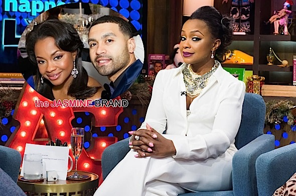 Phaedra Parks-Talks to Apollo Nida-Husband Daily From Jail-the jasmine brand