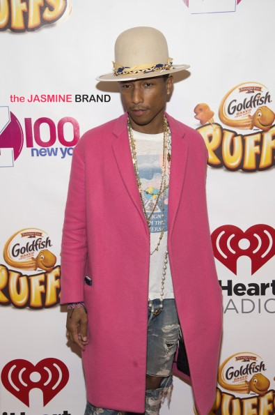 Pharrell Williams Musical In The Works