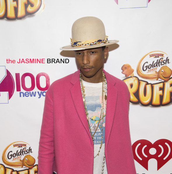 (EXCLUSIVE) Pharrell Williams Hit With New Music Lawsuit, Accused of Ripping Off Company