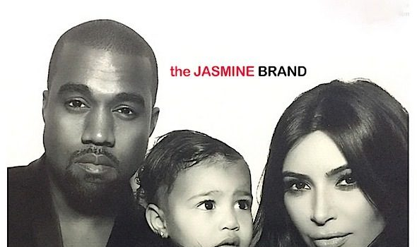[Photo Booth Fresh] North, Kanye West & Kardashian Sisters At Kris Jenner's Holiday Party