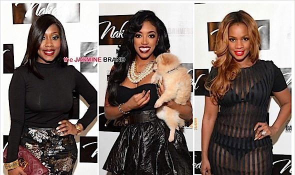 Porsha Williams Launches 'Naked' Lingerie For 'David Tutera's Celebrations' [Photos]