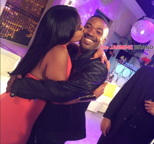 (UPDATE) Ray J & Girlfriend Princess Reconcile, After Alleged Suicide Threat + Split Triggered By Karrueche Tran