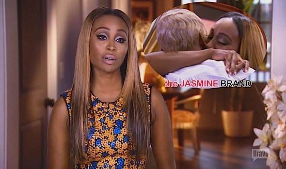 RHOA's Cynthia Bailey Prays She & NeNe Leakes Can Make Peace [VIDEO]