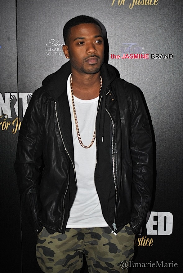 Ray J-United For Justice-the jasmine brand